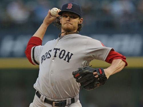 Buchholz Scratched With Collarbone Irritation: 'It Was My Call'