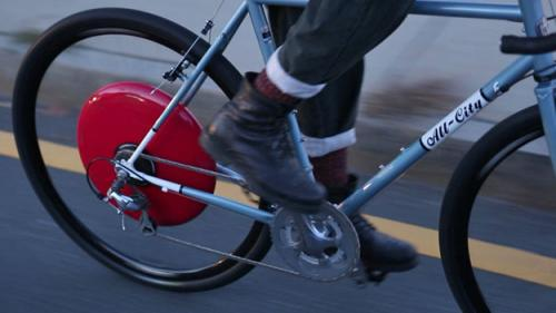 Cambridge Company Creates Wheel That Turns Any Bicycle Into A Hybrid Electric