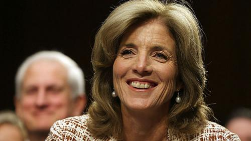 Caroline Kennedy: Humbled To Carry Father's Legacy If Confirmed As Japan Ambassador