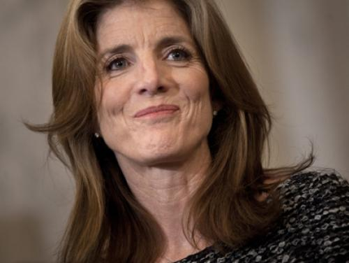 Caroline Kennedy To Campaign For President Obama In NH