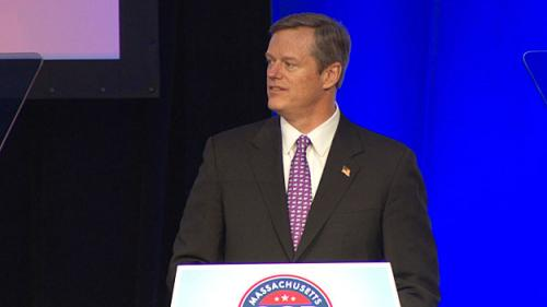 Charlie Baker Narrowly Avoids Contested GOP Primary For Governor