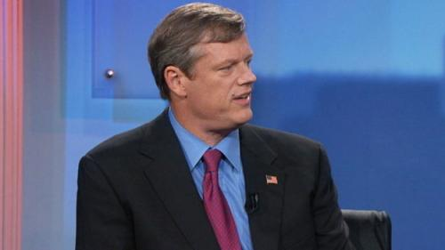 Charlie Baker To Run For Mass. Governor Again