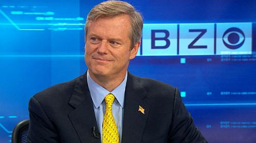 Charlie Baker Wins GOP Nomination For Mass. Governor