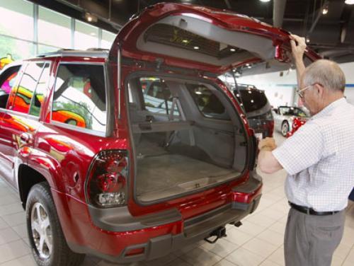 Chevy, GMC, Buick, Isuzu & Saab SUVs Recalled Over Fire Danger