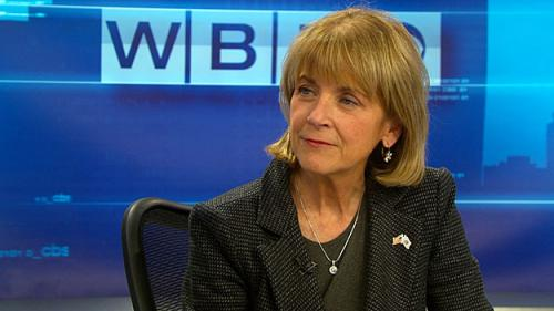 Coakley First To Submit Signatures For Governor