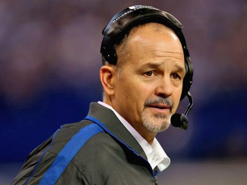Colts Coach Chuck Pagano Sends Supportive Letter To Shertenlieb Family