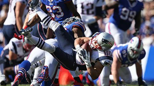 Colvin: Bills Won't Mail It In Against Patriots