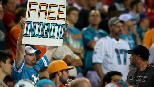 Colvin 'Disappointed' By Miami Dolphins Locker Room Controversy