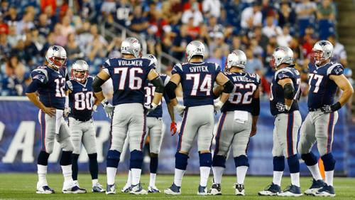 Colvin On T&R: Are The Patriots The Weakest 4-0 Team Left?