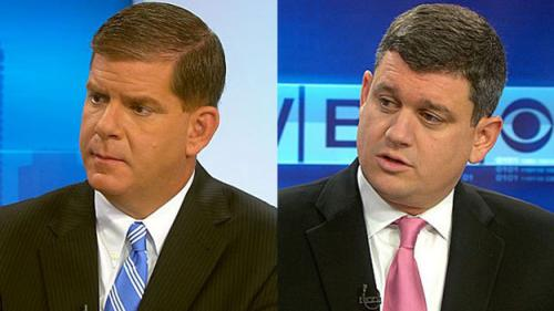 Connolly, Walsh Taking No Votes For Granted In Boston Mayor's Race