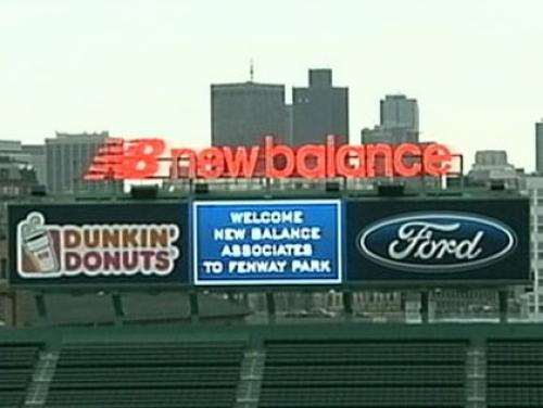Corporate Advertisers Sticking With Red Sox Despite Early Season Struggles