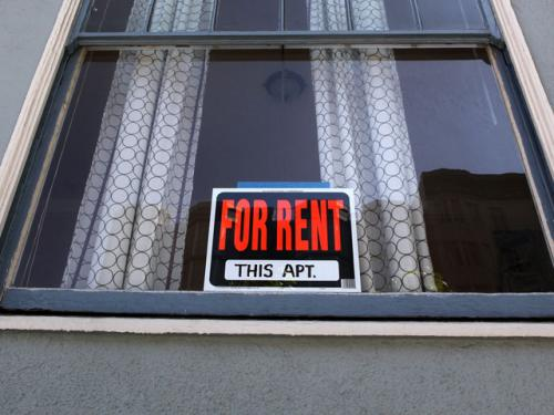 Cost Of Renting A Home On The Rise