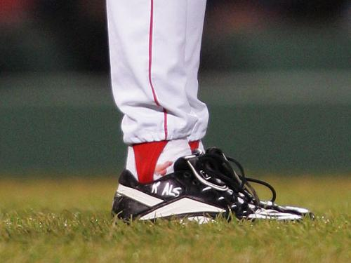 Curt Schilling's Bloody Sock Going Up For Auction
