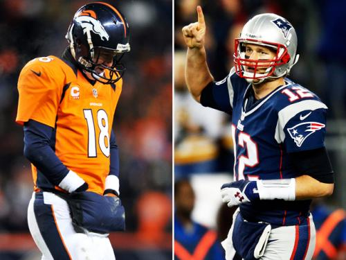 Curtis: Brady Vs. Manning Debate Officially Over After Weekend Showing