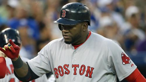 David Ortiz Day-To-Day With Back Pain After Leaving Game In 9th Inning