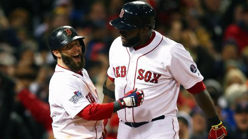 David Ortiz, Dustin Pedroia Top List Of Highest-Selling MLB Jerseys In Offseason