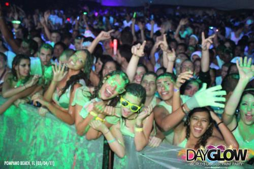 Dayglow: World's Largest Paint Party