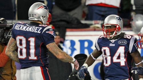 Deion Branch Stands By 'Great Friend' Aaron Hernandez, Hopes For Innocence