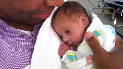 Deval Patrick Tweets Photo Of First Grandson