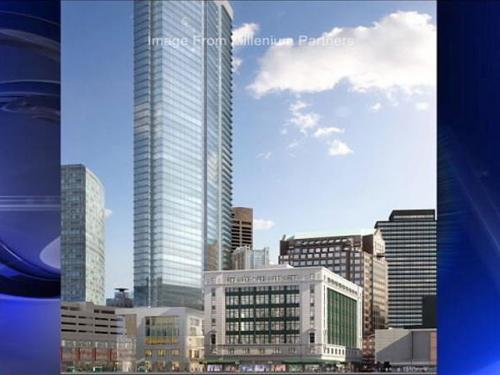 Developer Plans Tower At Former Filene's Basement Site