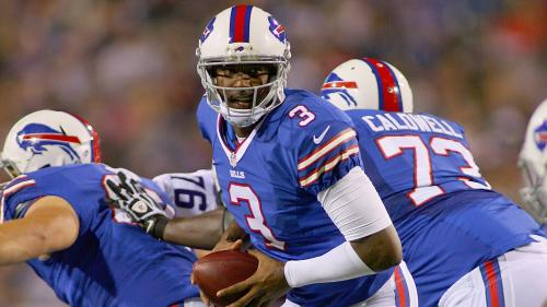 E.J. Manuel May Start Against Patriots Instead Of Jeff Tuel