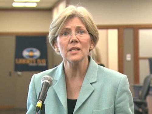 Elizabeth Warren Explains Native American Heritage Listing
