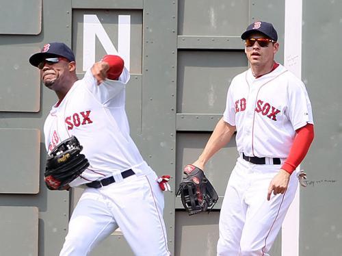 Ellsbury, Crawford Nearing Returns To Red Sox