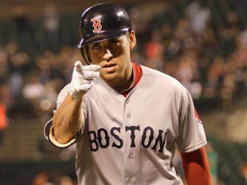 Ellsbury Steals Red Sox Record 5 Bases vs. Phillies