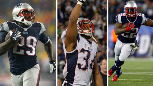 Esiason On Toucher & Rich: Patriots Running Game Will Get Them To Super Bowl