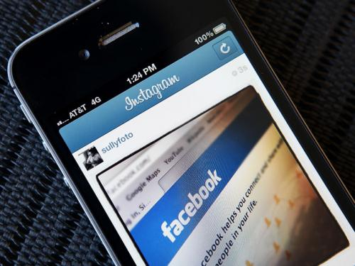Facebook Buying Instagram For $1 Billion