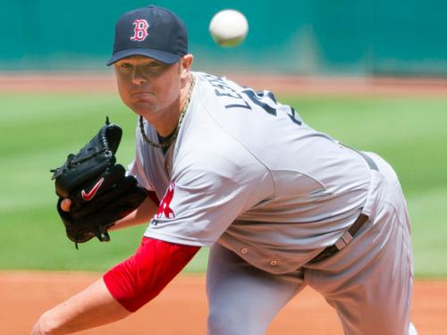 Farrell Announces Red Sox Rotation; Lester Named Opening Day Starter