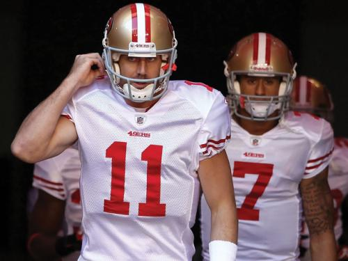 Felger & Mazz: Colin Kaepernick vs. Alex Smith