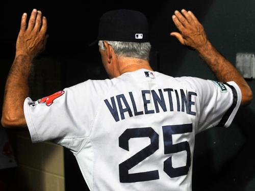 Felger & Mazz: Has Bobby Valentine Finally Cracked?