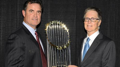 Felger & Mazz: Have The Red Sox Been Complacent Or Disciplined This Offseason?
