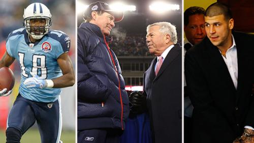 Felger & Mazz: Kraft Closes Door On Britt Signing, But Have The Patriots Changed Their Ways?