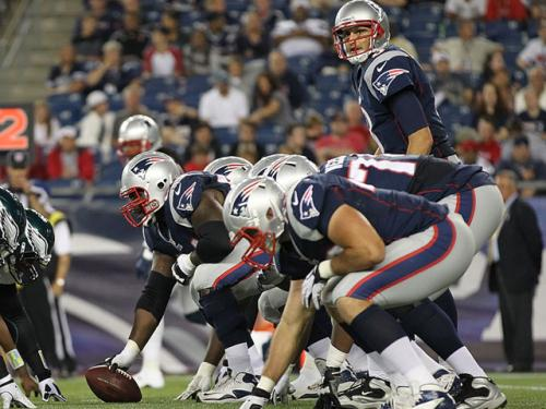 Felger & Mazz: Patriots Offensive Line Continues To Struggle