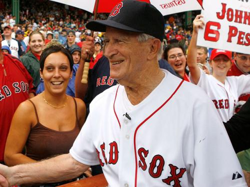 Felger & Mazz: Remembering Johnny Pesky 1919-2012