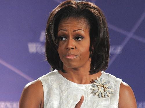 First Lady Michelle Obama Attends Fundraisers in Western Mass.