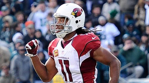 Fitzgerald Restructures Contract With Arizona Cardinals