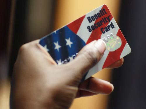 Food Stamp Usage Soars In Mass.