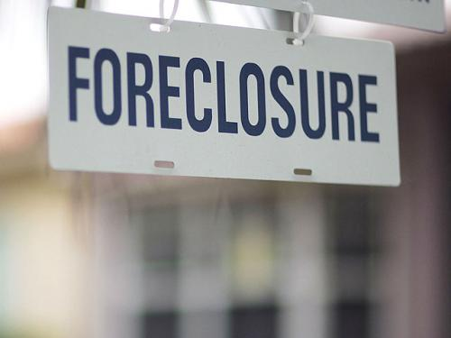 Foreclosures Continue To Plague Mass. Housing Market