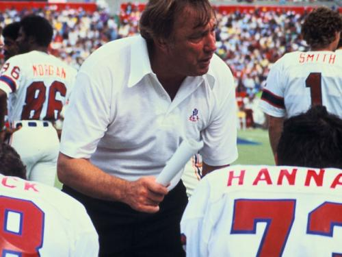 Former Patriots Head Coach Ron Erhardt Passes Away