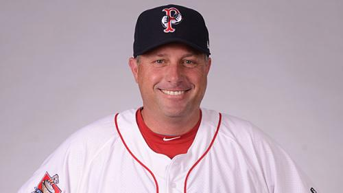 Former PawSox Skipper Gary DiSarcina Named 2013 Minor League Manager Of The Year