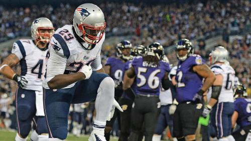 Four Ups, Four Downs From Patriots' Big Win Over Ravens