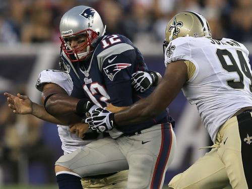 Four Ups, Four Downs From Patriots-Saints Preseason Opener