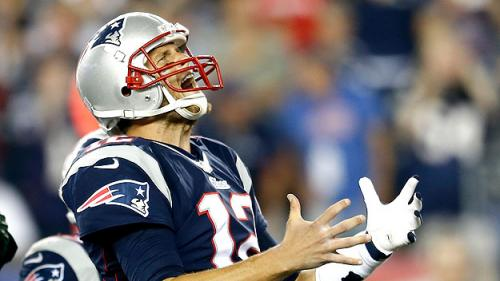 Frustrating Night For Brady, Patriots Offense: 'We Have A Long Way To Go'