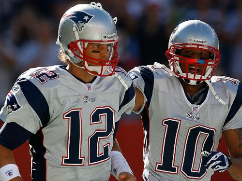 Gaffney All Smiles In Return To Patriots