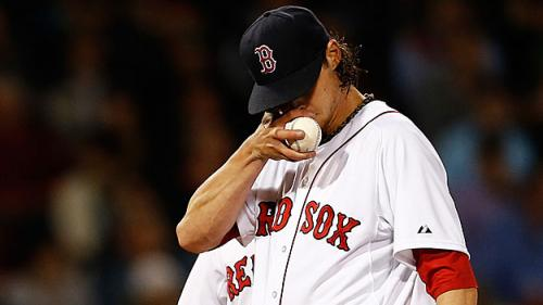 Game Of Jones: Over/Under 16 Total Starts By Clay Buchholz This Season