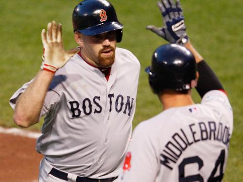 Gammons On Felger & Mazz: Ortiz's Frustration And Playing Time For Youk, A-Gon, And Middlebrooks