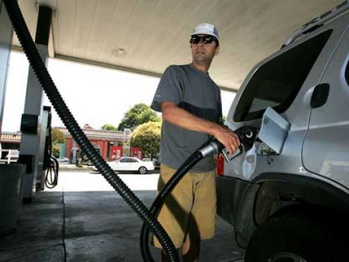 Gas Prices Surge In Massachusetts